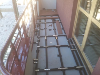 Realizácia balkónov Bratislava