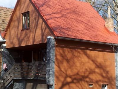 Rekreačná chata okr.Dunajská Streda